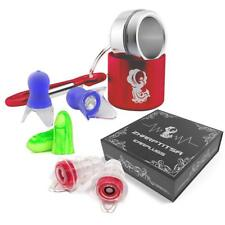 Earplugs Noise Cancelling – Super Safety High Fidelity Silicone Ear plugs