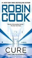 Cure by Robin Cook (2011, Paperback) Good Book