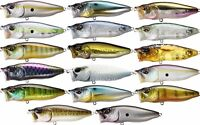 Megabass Pop Max Topwater Bait Japanese-Made Topwater Popper Fishing Lure