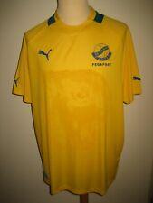 Gabon home Africa CAF Fegafoot football shirt soccer jersey maillot size XL