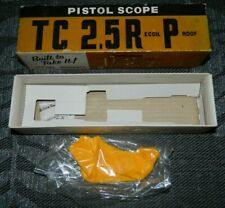 Vintage Tc Thompson Center Arms Pistol Scope Box 2.5 Rp 2.5 X 20 Japan Box Only