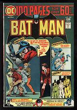 Batman (1940) #259 1st Print 100 Pg Giant Shadow Golden Age O'Neil Novick VF