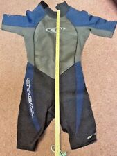 O'NEILL Youth Size MEDIUM Hammer 2/1mm shorty wetsuit RN 77131 Style 1240