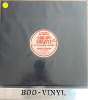 "Adrian Gurvitz Untouchable And Free 12"" vinyl single record UK promo VG+"