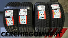 4 Pneumatici auto 205/55 16 94V Riken PERFORMANCE By Michelin gomme nuove estive