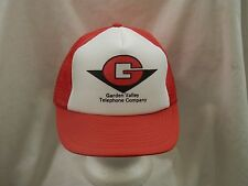 trucker hat baseball cap NORTHERN STATES SUPPLY red bright style cool nice retro