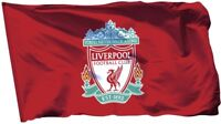Liverpool Flag Banner 3 x 5 feet Reds England Premier Football Soccer Sticker