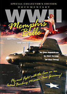 WWII Memphis Belle: Special Collectors Edition Documentary (DVD, 2003)