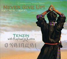 Tenzin with Raphael & Kutira Never give up! CD