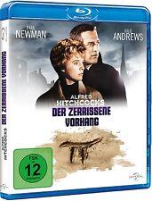 DER ZERRISSENE VORHANG (Paul Newman, Julie Andrews) Blu-ray Disc NEU+OVP