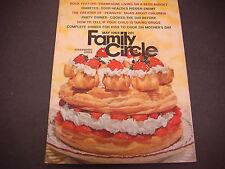 Family Circle Magazine May 1968 Strawberry Spree Diabetes Child -Drugs M1739