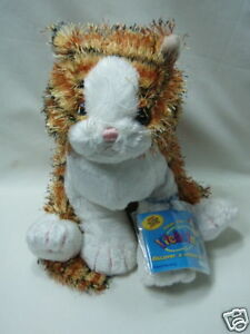 Webkinz Striped Alley Cat New Sealed unused tag