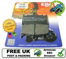 Nuevo Ebc Fa158 orgánicos Pastillas De Freno Pad Set Delantero Kawasaki Zzr1100 Zzr 1100 D7 99