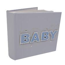 Baby boy 3D 6 x 4 Bleu Album Photo Détient 100 tp152b