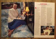 Article Jeanne Bourin,L'amour est aussi un acte religieux  1985, clipping
