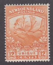 Newfoundland 1919 #123 Trail of the Caribou Issue (Ubique) F/VF MNH