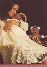 "ROUND/ SHETLAND SHAWL - 42""- COPY baby knitting pattern"