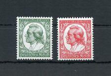 Deutsches Reich Nr.554-555 ** SCHILLER ME 100,-++ !!! (121704)