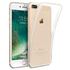 For Apple iPhone 7 Transparent Clear Gel Rubber TPU Soft Back Case Cover Skin