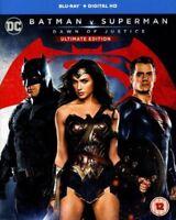 Batman Vs Superman - Dawn Of Justice - Ultimate Edition Blu-Ray Nuovo (100