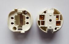 10x G24q-3 GX24q-3 Lampe Titulaire 26 W CFL Fluorescentes Compactes douille de lampe filetée