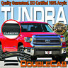 For 2007-2020 Toyota Tundra Double Cab Window Rain Guards Deflector Vent Visors