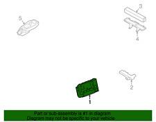 DG9Z15604H Anti-Theft Alarm-Control Module.