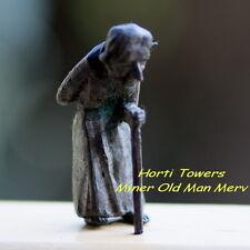 MERV The Iron Fairies (New Bag Pkg) - Grumpy Old Man Merv +2x FREE Finger Pupets