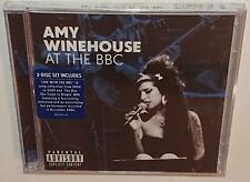 AMY WINEHOUSE AT THE BBC (2012) BRAND NEW SEALED CD DVD SET