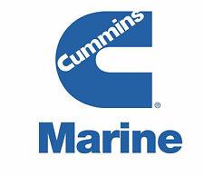 Cummins Marine Sticker Vinyl Decal 4-346