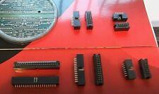 IDC 10 Way Vertical Box 10W Header Ribbon Low Profile PCB 3510-10PSG1 x 10pcs