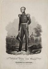 Wilhelm von Oranien-Nassau Den Haag Tilburg König Niederlande Belgien Waterloo