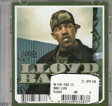 "Lloyd Banks - On Fire (3"") Mini Pock it CD 2004 Thug Rap"