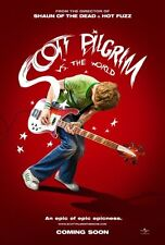 Scott Pilgrim Vs The World Movie Poster #100 11x17 Mini Poster (28cm x43cm)