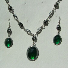 Crystal Victorian Other Reproduction Vintage Jewellery