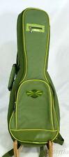 High Quality Ukulele Soft Bag,Soprano size,Green@!