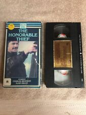 The Honorable Thief Vhs Neon Video Charles Bronson
