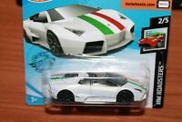 LAMBORGHINI - REVERTON ROADSTER - HOT WHEELS - SCALA 1/64