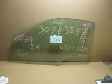 2008 - 2015 Smart Fortwo 2 Door Coupe Front DRIVER Side Used Door Glass #390-V