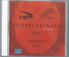 "Michael Jackson     ""Invincible""    (Red Cover)  Rare 2001 Brasil  N/New CD"