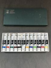 Turner Acryl Gouache Set of 12 20 ml Tubes - Pre-Owned