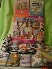 TOY Junk Drawer TY Beanie Babys plush Hello Kitty Disney Princess Art Station