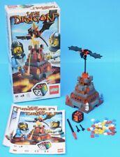 LEGO 3838 - Lava Dragon - Game - 2009 - G3838