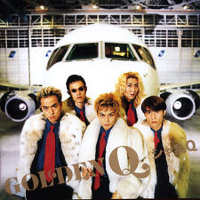 Sharan Q ‎– Golden Q CD Japanese Import Japan Release GoldenQ SharanQ シャ乱Q