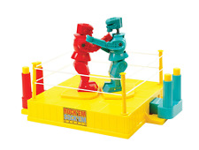 Rock 'em Sock 'em Robots Game, New, Free Shipping.