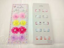2 pack Baby Bow Design Hair  Clip JH-0041