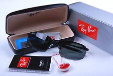 Classic Aviator Polarized Sunglasses Men's Fashion Outdoor Driving Glasses Black