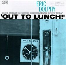 Out to Lunch by Eric Dolphy (CD, Nov-1988, Blue Note Records)  Minty CD