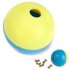 Play Ball Feeder Treat Training Dispenser Cat Dog Interactive Activity Toy New