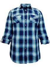 Cotton Collared Casual Tops & Shirts for Women